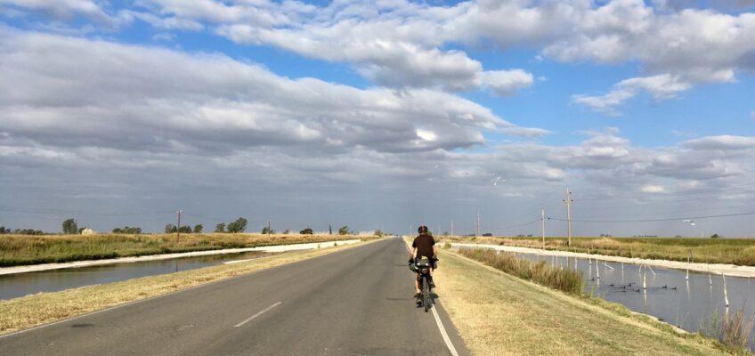 Going East: Uspallata to Rosario, Argentina