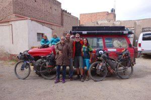 Carlos, Stephanie, Nico and Mabel