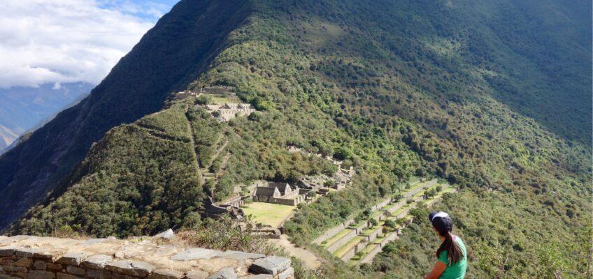 Tourist Time at the Incan Ruins: Machu Picchu and Choquequirao Trek