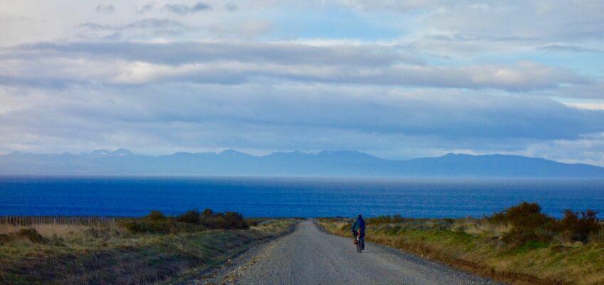 WINDing our way north: Tierra del Fuego